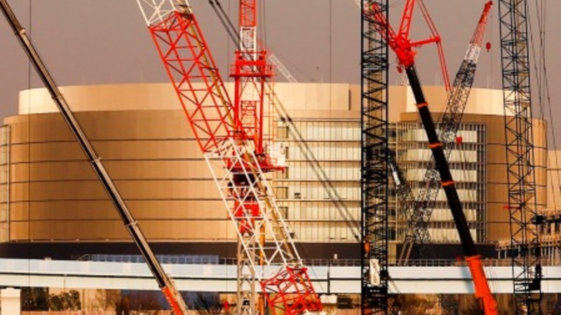 Japan limps out of recession