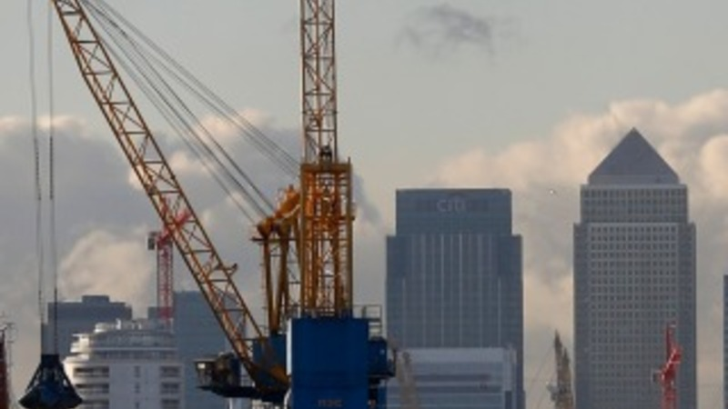 UK growth forecast gets an upgrade