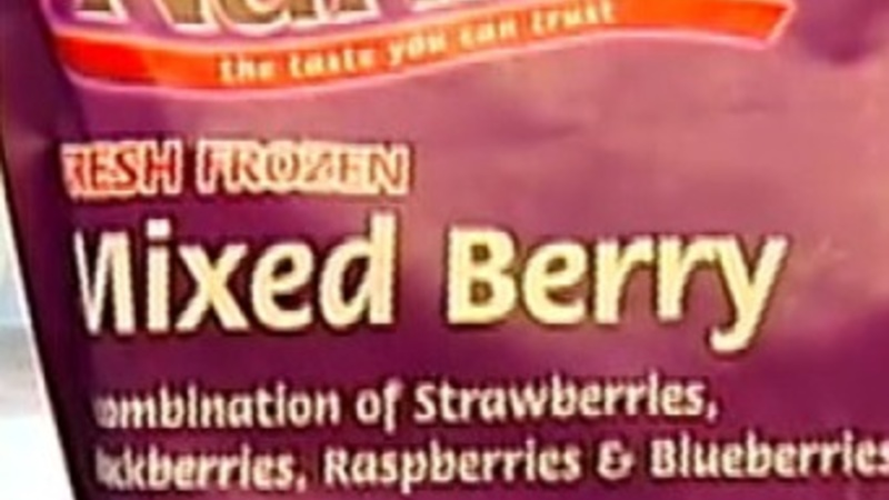 Australia recalls berries in hepatitis scare