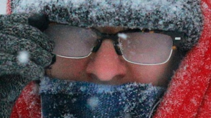 Winter storm brings snow to South