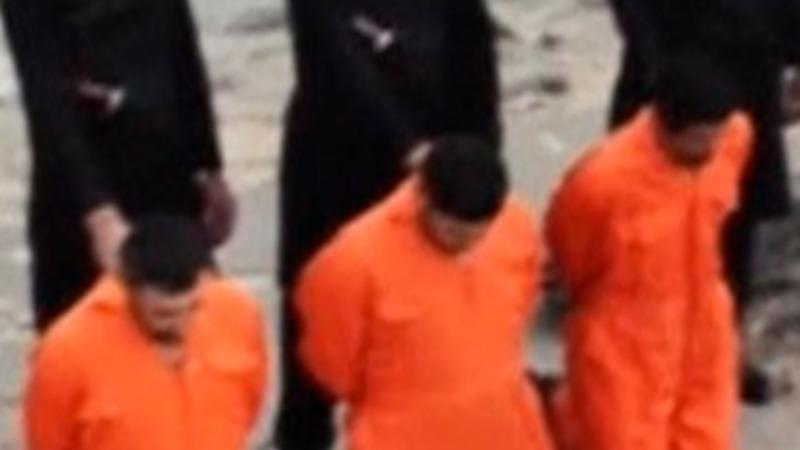 Egypt's warplanes pound ISIS in Libya
