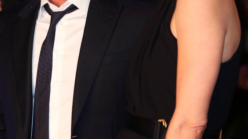 Sean Penn and Charlize Theron hit red carpet