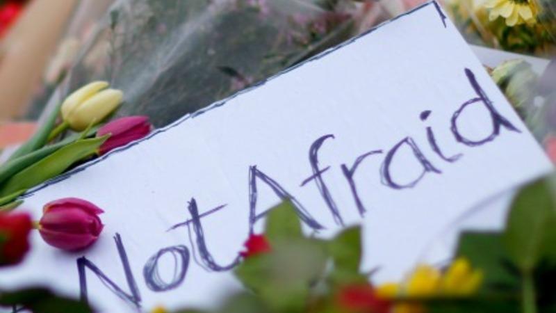 Danes show solidarity after attack