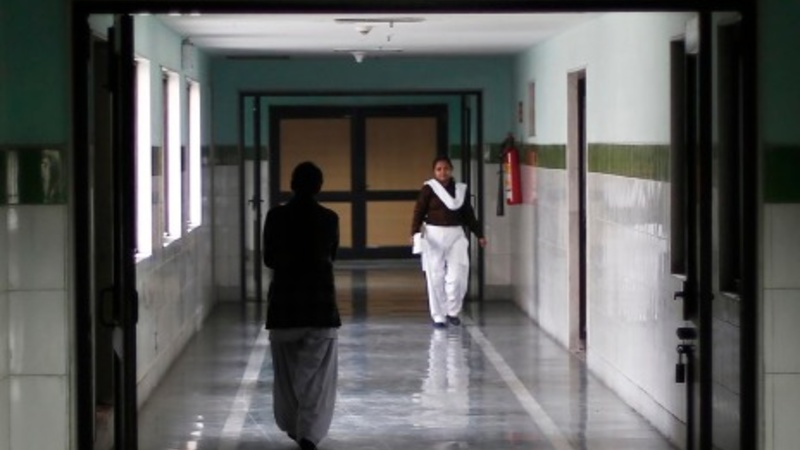 India's deserted 'ghost hospitals'