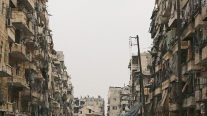 UN: Syria willing to suspend Aleppo strikes