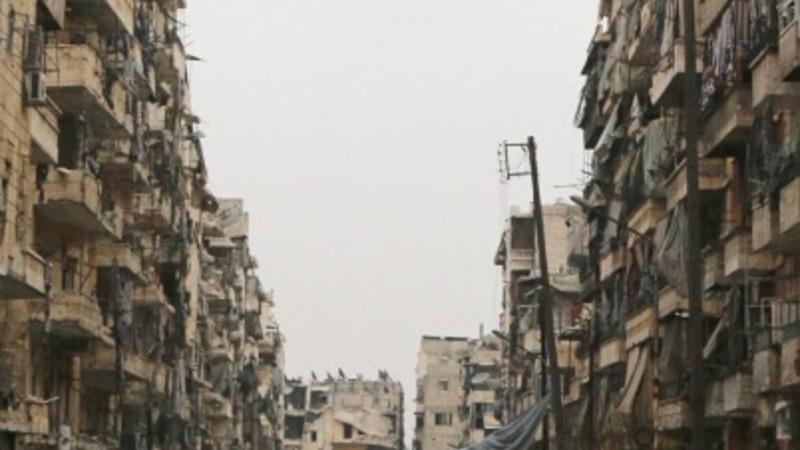 UN: Syria willing to suspend Aleppo strikes