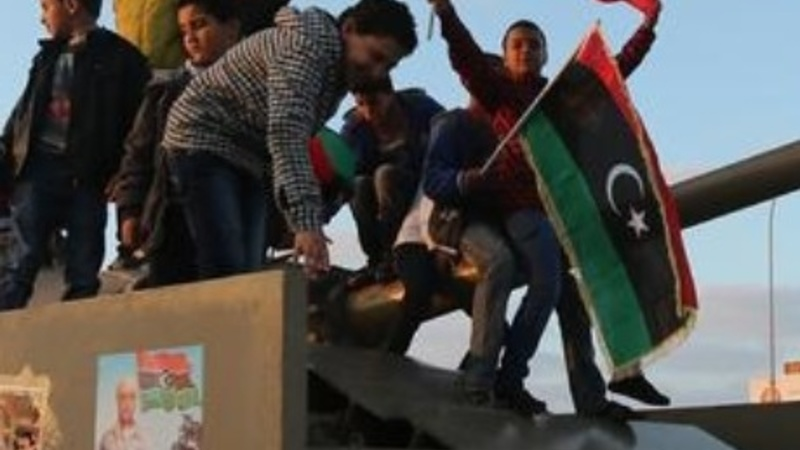Egypt, Libya call for UN to lift arms embargo