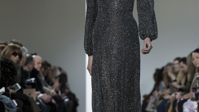 Kors shows restraint on the runway