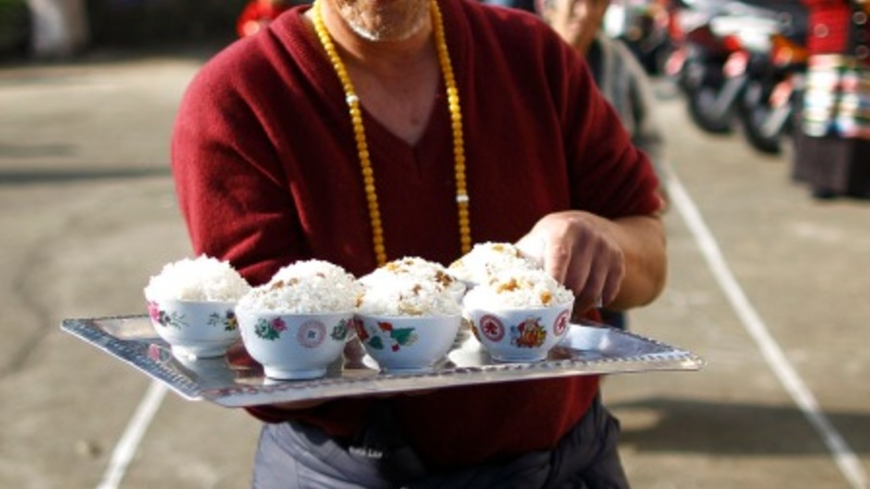 Tibetan New Year celebrations in Nepal