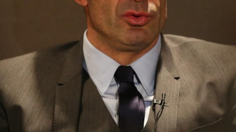 VERBATIM: Luis Figo on FIFA presidency plans