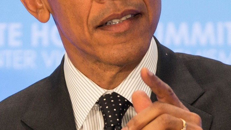 """Obama rejects """"ugly lie"""" of  war on Islam"""