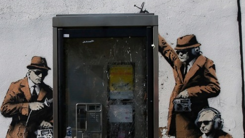 Banksy GCHQ mural gets listed protection