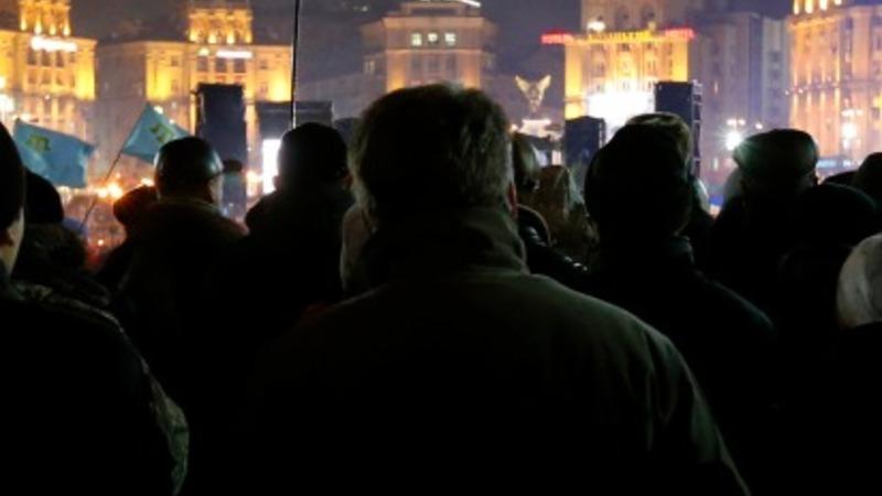 Ukraine marks year since Maidan killings