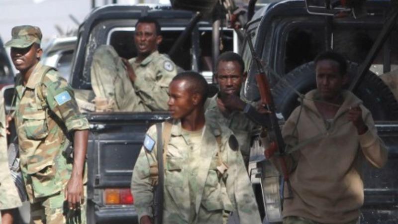 Suicide attack in Mogadishu kills 10