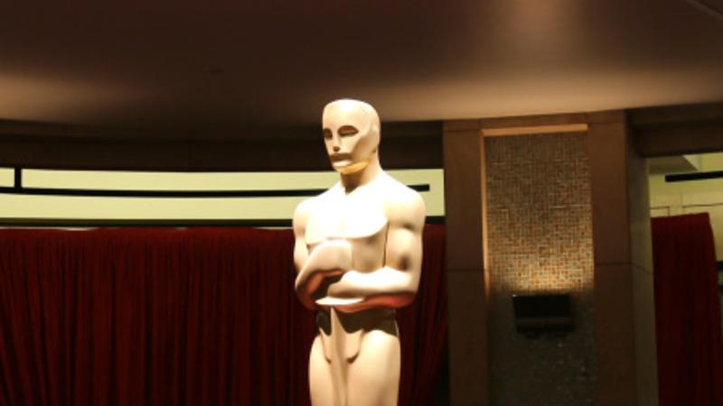Oscar fever taking over Hollywood