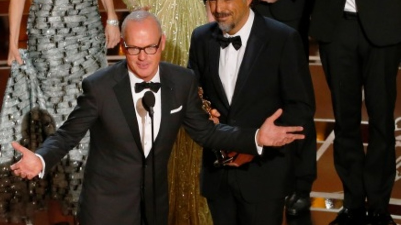 'Birdman' the big winner at Oscars