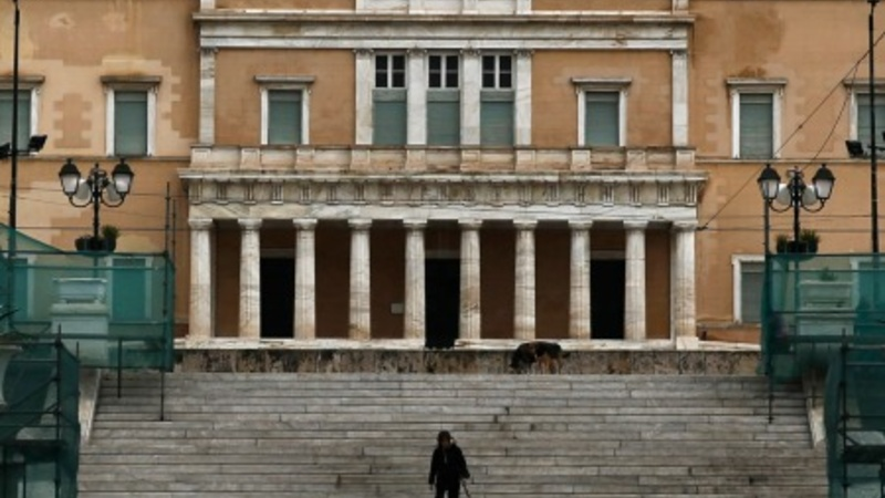 Greece hands reform plan to EU and IMF
