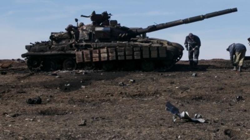 Putin: We're not at war with Ukraine