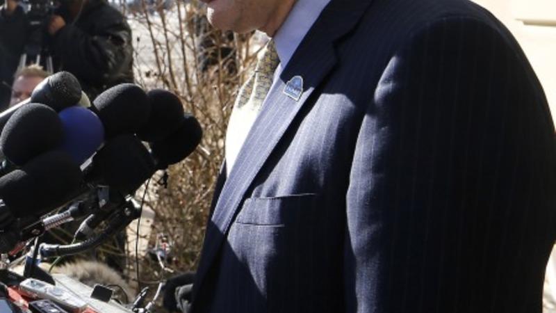 "U.S. Veterans chief: ""I apologize"""