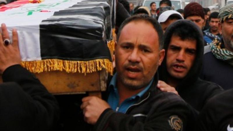 Wave of bomb blasts shake Baghdad