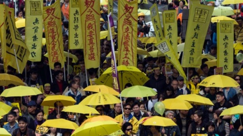 Hong Kong offers a boost after Occupy
