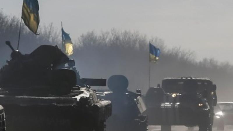 Pro-Russian rebels pull back in Ukraine
