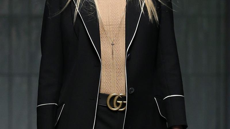 Gucci opens Milan Fashion Week