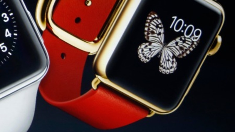 Apple sets stage for new landmark 'Watch'