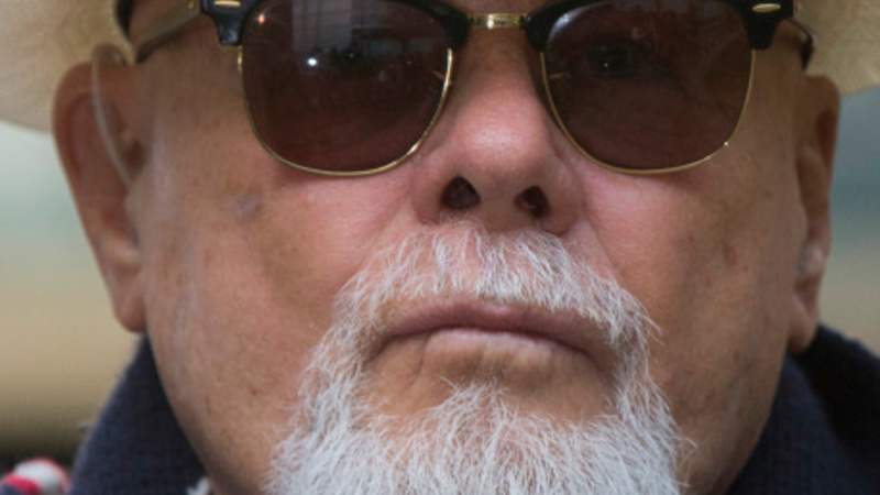Gary Glitter jailed for 16 years