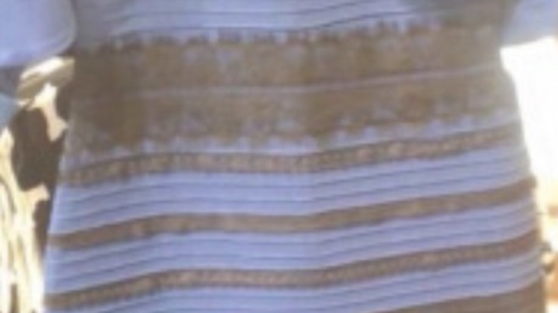 The dress that almost broke the Internet