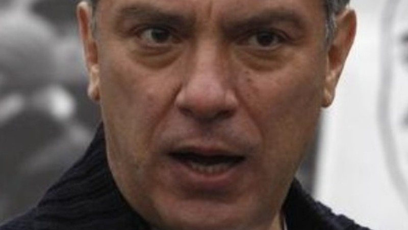 Russian opposition leader killed in Moscow