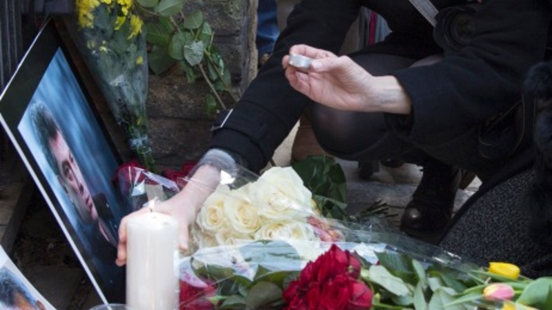 UK protests for Russia's murdered Nemtsov