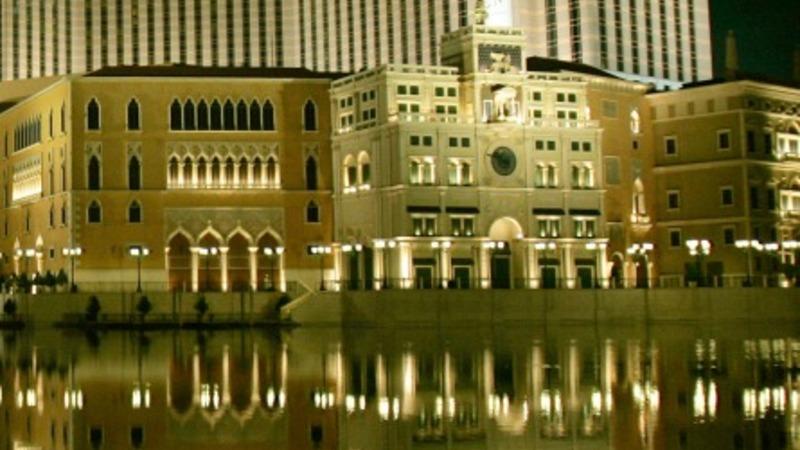 Macau seeks a rebrand as gaming revenues sink