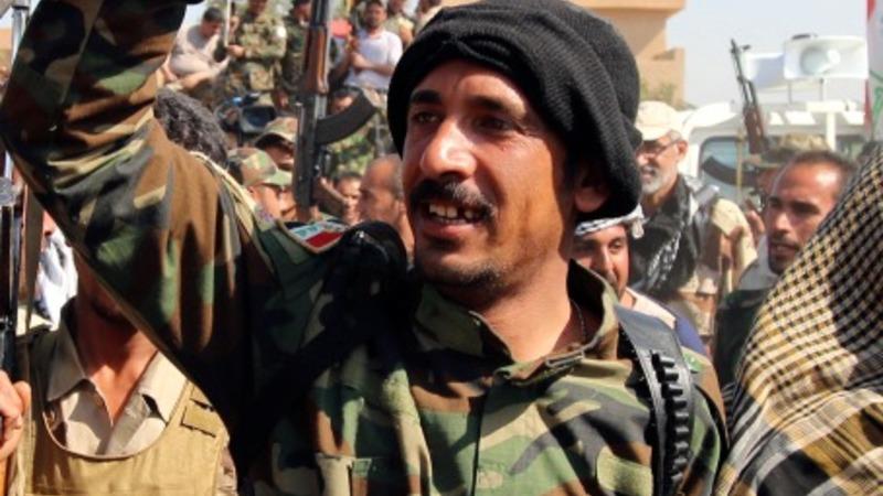 Iraqi army begin Islamic State offensive