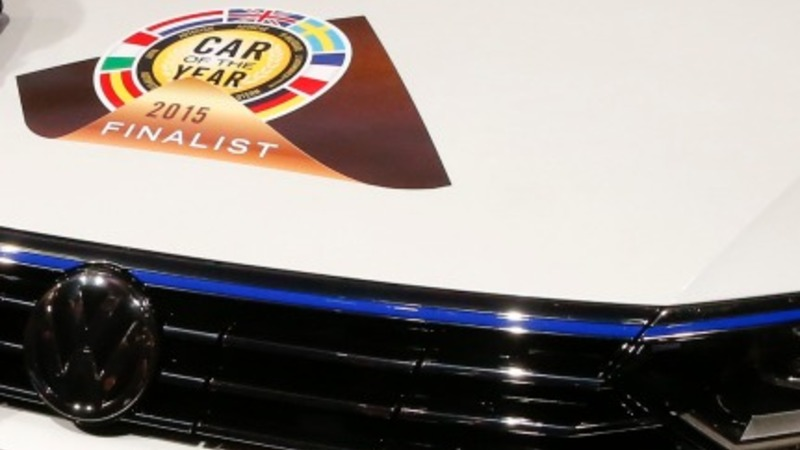 Volkswagan clinches best car prize