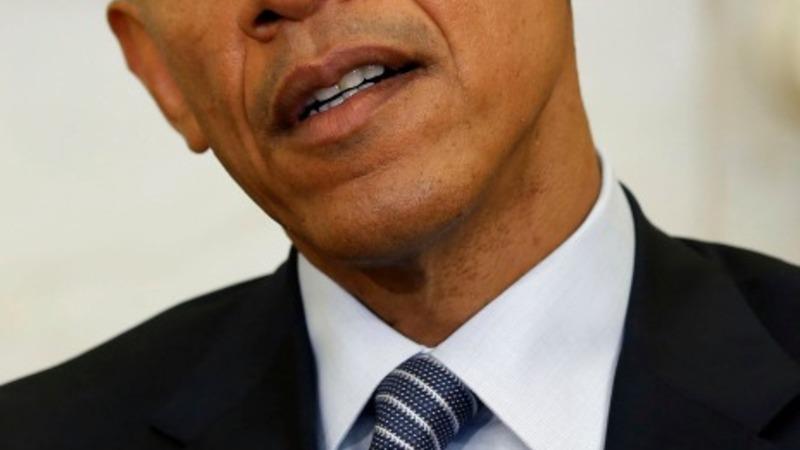 """Obama says U.S.-Israeli bond is """"unbreakable"""""""