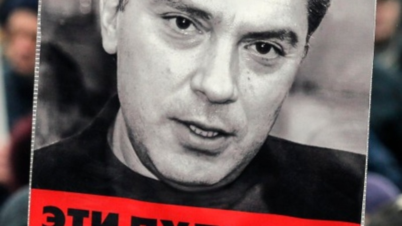 Funeral for murdered Kremlin critic Nemtsov