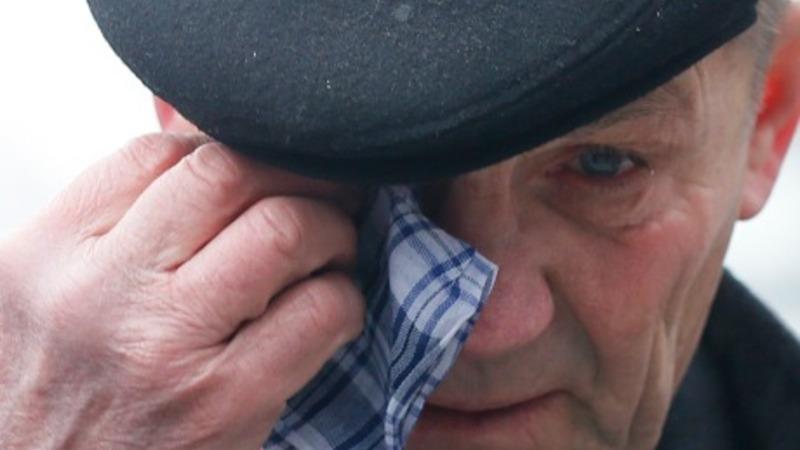 Tribute to murdered Kremlin critic Nemtsov