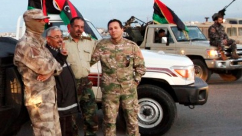 Key Libyan infrastructure hit amid fighting