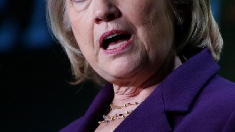 Hillary Clinton hints at White House bid