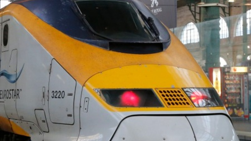 UK government sells Eurostar stake