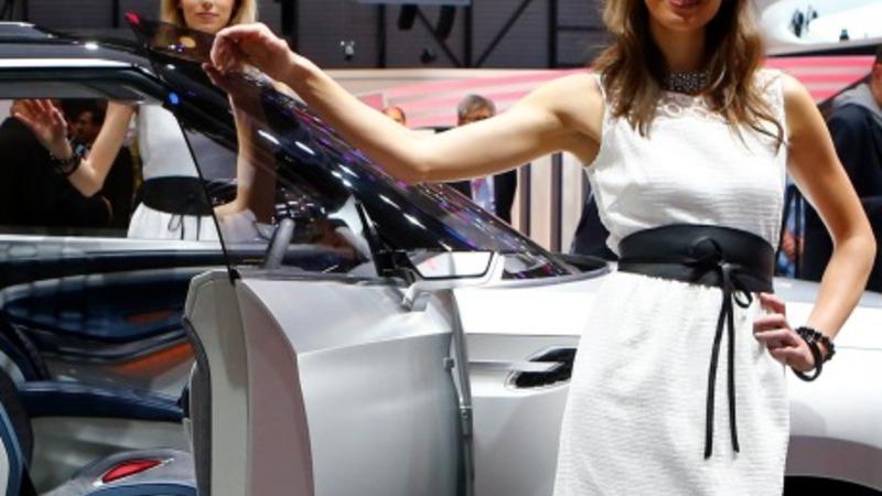 Auto firms bet on luxury SUVs