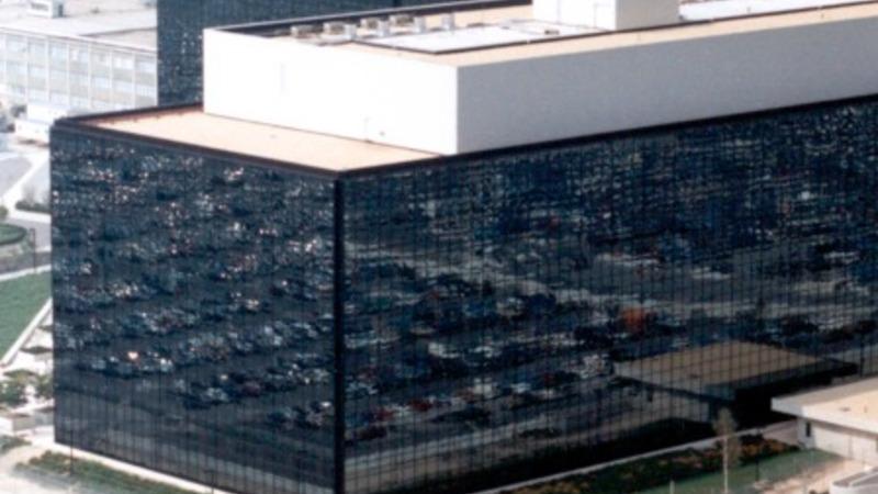 FBI detains suspect in NSA shooting
