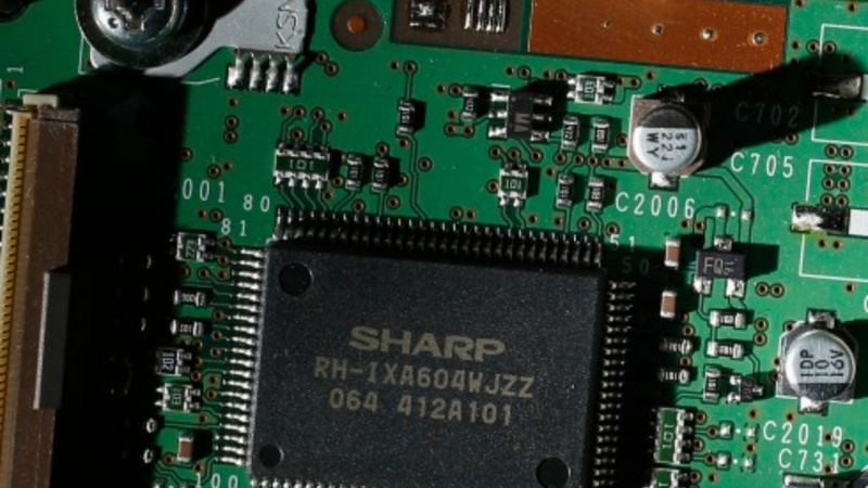 Sharp seeks major bailout to save business