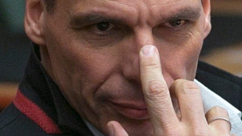 VERBATIM: Greece's Varoufakis seeks patience