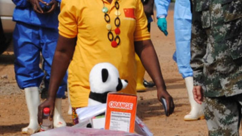 Liberia's last Ebola patient walks free