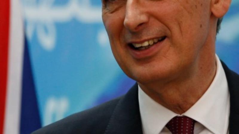 VERBATIM: Hammond on Russia sanctions