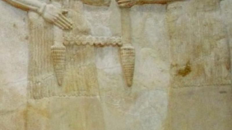 IS militants raze ancient Iraqi city