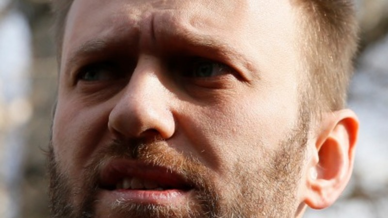 Navalny released from Moscow jail
