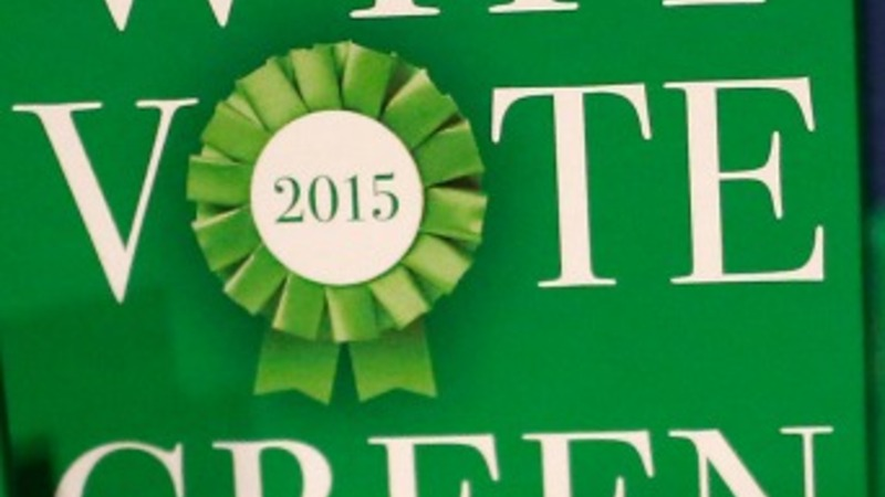 Greens face scrutiny amid party conference